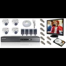 Kit CCTV Convencional