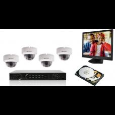 Kit CCTV IP